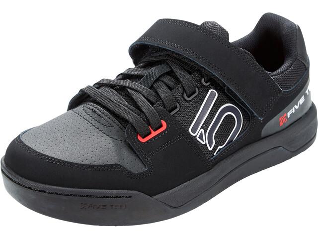 adidas Five Ten Hellcat Scarpe Uomo, core black/ftwr white/red